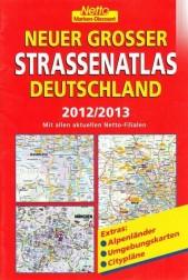 Neuer Grosser Strassenatlas Deutschland 2012/ 2013
