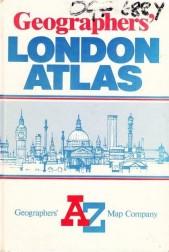 Geographers' London Atlas