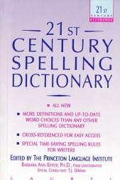 21st sentury spelling dictionary