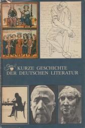Kurze geschichte der Deutschen literatur