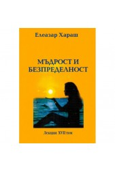 Мъдрост и Безпределност Лекции XVII том