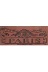 """Album """"Paris. Vues Artistiques. Et Panoramiques"""