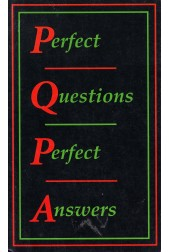 Perfect questions. Perfect answers